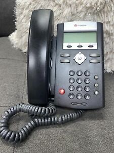 Polycom Soundpoint Ip Voip 330 Phone 2201 12330 001 Ip330 W Handset Stand