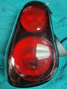 Lh Left Driver Tail Light Lamp Quarter Panel Mounted 00 05 Monte Carlo Carrm