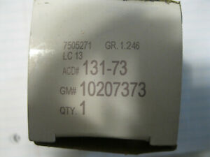 Engine Coolant Thermostat Acdelco 131 73