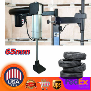 Assist Arm Tire Changer Machine Left Auxiliary Mounting Car Wheel Balancer 65mm
