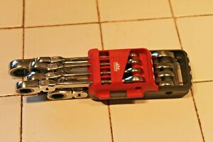 Mac Tools Srwmo126pt 6 Point 12 Piece Reversible Ratcheting Metric Wrench Set