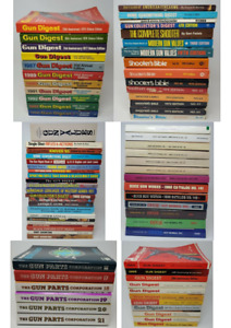Vintage Gun Catalogs and Knife Catalogs 1960s to 2000s You Pick $15.00