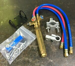 Oxy Acetylene Machine Torch With Tip And Cleaner