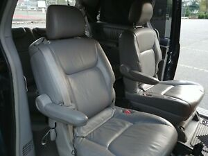 Toyota Sienna Seats Only 2004