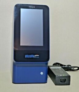 Abaxis Piccolo Xpress 2nd Gen Chemistry Blood Analyzer Software Version 3 1 37