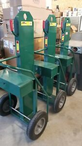 3 Anthony Welded Hd Double Cylinder Cart 84lfw 16s