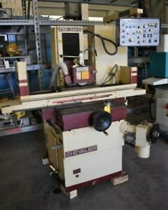8 X 18 Chevalier fsg 3a818 3 axis Automatic Hydraulic Surface Grinder 29426