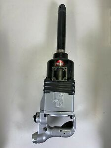 Central Pneumatic Industrial 1 Air Impact Wrench With Accessories Please Read