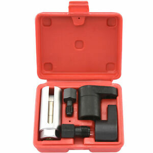Oxygen Sensor Socket Wrench And Thread Chaser Set Removal Tool 3 8 1 2 Drive