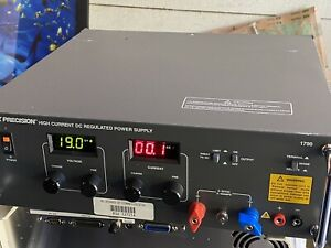 Bk Precision 1790 High Current Dc Regulated Power Supply lb22