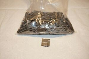 Lot Of Kinglsey Hot Foil Machine Type Set Letters Type Pieces 2 Lbs And 13 Oz