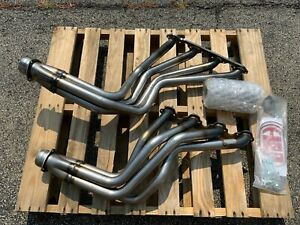 Hedman 85650 Headers Swap 73 79 Ford F100 F150 Fenderwell For Ford 460 Pair New