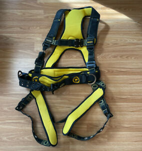 Guardian Fall Protection Cyclone Construction Harness xl W Miller Safety Lock