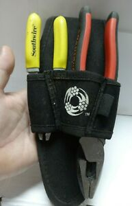 Electrician Tools Southwire Scp9 Sidecutting Pliers Strippers In Holster Set