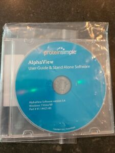 Proteinsimple Alphaview Software And User Guide