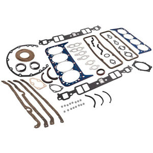Cylinder Gasket Set For Chevy 283 302 307 327 350 Small Block 1955 1980