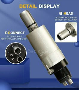 Dental 4 Hole Air Motor Micromotor For Contra Angle Handpiece 4xy Cnc