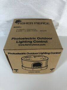 Fisher Pierce 7760 0168 Photoelectric Outdoor Lighting Control