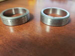 M12610 Tapered Roller Bearing Cup race