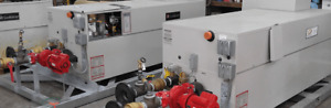 Lochinvar Cbn2067 Natural Gas Boiler W Built On Skid Piped For Fast Install