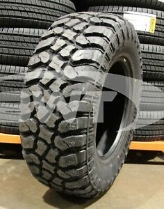 4 New Hi Country Hm1 Mud Tires 35x12 50r18 123q Bsw Lre 35125018 35x12 5r18