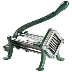 3 8 French Fry Potato Cutter Commercial Restaurant Pub Countertop Slicer Dicer