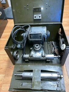 Dumore No 5 The Master 1 2 Hp Tool Post Grinder