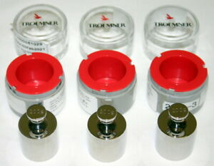 Troemner Analytical Precision Class 3 Individual Astm Calibration Weights 200 G