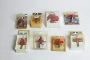 8 Freud 1 2 Shank Router Bits
