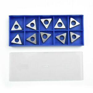 Carbide Shims Triangle For Tnmg1604 Insert Turning Tool Holder 10pcs Replaces