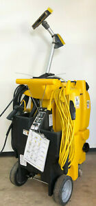 Kaivac 1750 Cleaning System 17 5 Pump 5 6 Vac Hours Very Good Condition