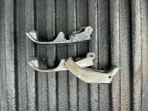 1969 Plymouth Road Runner Post Car Rear Glass Handles Hardware Latches Parts 68