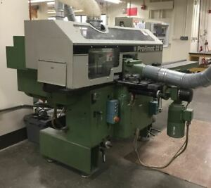 Weinig Profimat P 22 N Moulder 3 Phase Ats For 2 Heads 010 3619320