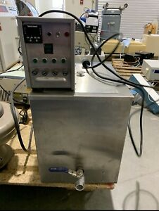 Zenith T400 1h Heated Ultrasonic Cleaner Bath With Basket And Controller Tested