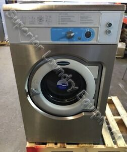 Wascomat W4180n Washer 40lb 220v 3ph Opl Reconditioned