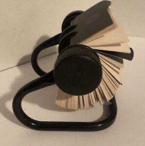 Vintage Rolodex Model 5024x Rolomatic Metal Cards Dividers Office Industrial