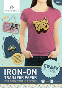 Iron On Transfer Paper For T Shirts Dark Fabric Heat transfer Paper For Ink