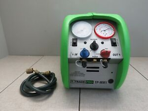 Trade Pro Tp mm1 Refrigerant Recovery System psl021364