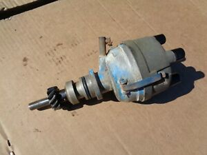 Ford Tractor 801 841 861 641 Engine Distributor