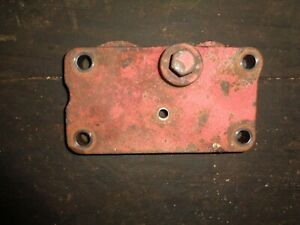 Ford Tractor 801 841 861 Hydraulic Top Cover Valve Replacement Cover Plate