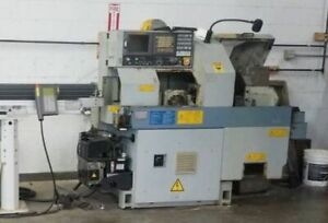 Star Sa 16r 5 axis Cnc Swiss Type Lathe W Live Tooling And Back Spindle