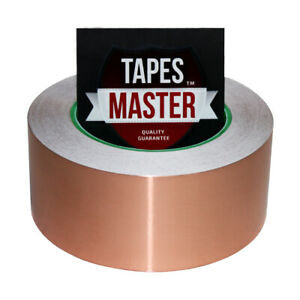 Copper Foil Tape 2 X 36 Yds 12mmx33m Emi Conductive Adhesive Ship From