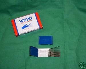 New Wypo Master Tip Cleaners bulk 6 Sets 22 Tips