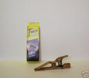 New Tweco Flat Jaw Ground Clamp 300amp Fgc300_9205 1330