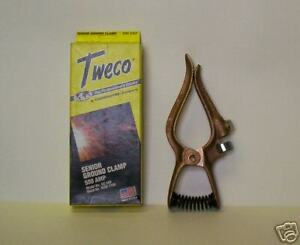 New Tweco Senior Ground Clamp 500 Amp Gc 500_9205 1150