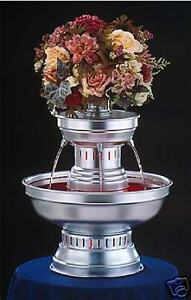 21 Inch Apex Champagne Punch Beverage Fountain Party Drink Dispenser 3 Gallon