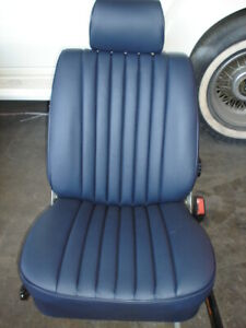 Mercedes Benz R107 Seat Covers 280sl 350sl 450sl 380sl 500sl 560sl Leather