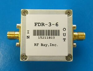 Frequency Doubler 1 25 3 0ghz Input Fdr 3 6 New Sma
