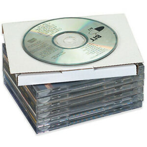 100 Cd Jewel Shipper Box Mailer Strong Indestructo