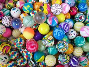 500 Fancy Quality 27mm Super Bounce Bouncy Balls 1